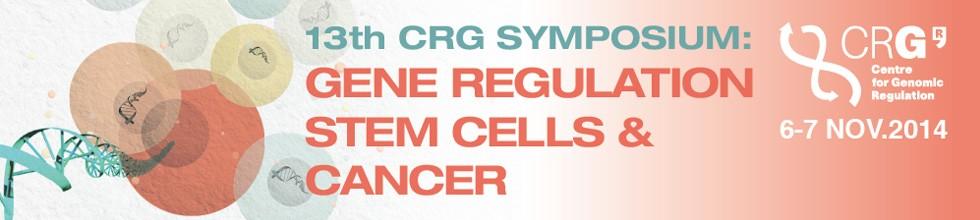 CRG  Symposium 2014